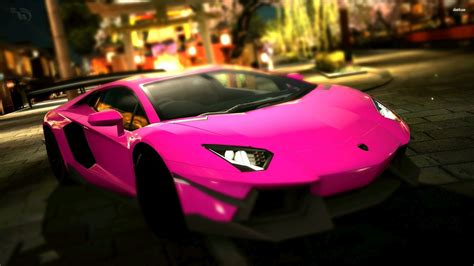 Free Cars Wallpapers Downloads Pink by Lamborghini Aventador Wallpapers A9 Hd Background