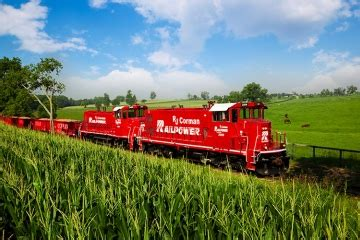 R.J. Corman group conducts routine maintenance on tracks ...