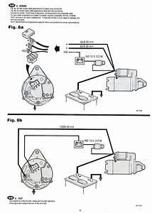 Alternator Charge Light Wiring Diagram