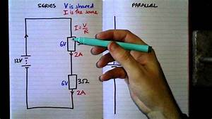 Bcs Gcse Additional Physics Revision -- Series  U0026 Parallel Circuits