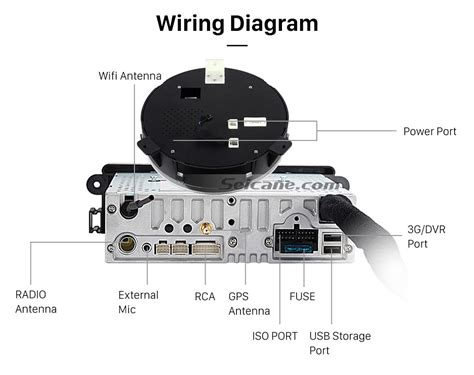 Mini Cooper Navigation Wiring Diagram by Android 6 0 7 Quot Car Stereo Dvd Gps Navigation Radio For Bmw