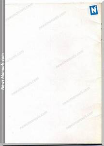 Volkswagen Type 122 126a Engine Instruction Manual