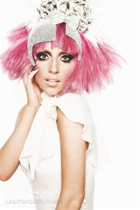lady gaga hairstyles hairstylo
