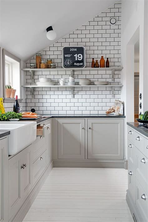20 beautiful kitchens with white beautiful kitchen in grey and white kitchen