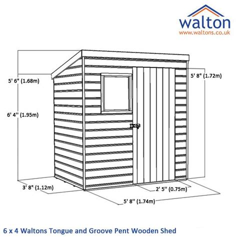 6 X 8 Pent Shed Plans by Hollans Models 10 X 8 Pent Shed Plans Handyman Services