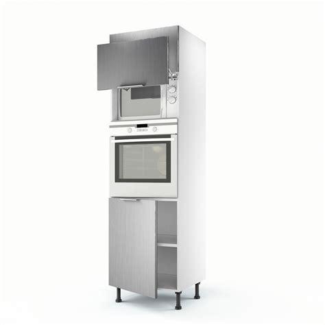 element armoire cuisine meuble cuisine avec four encastrable maison et mobilier