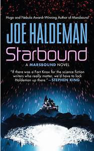Review: Marsbound Trilogy by Joe Haldeman ∞ Infinispace