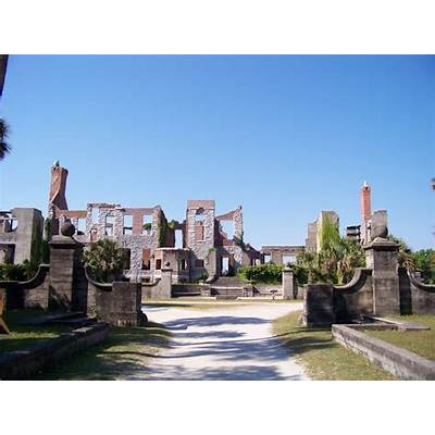 The Ruins of Cumberland Island ~ Kuriositas