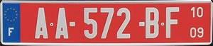 Plaque Transit : plaque d 39 immatriculation ~ Gottalentnigeria.com Avis de Voitures