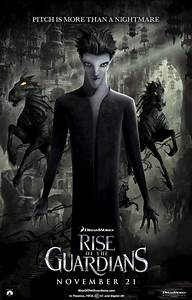 RISE OF THE GUARDIANS Character Posters | Collider