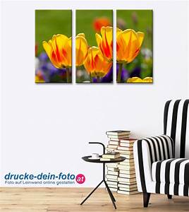 Dreiteilige Bilder Auf Leinwand : mehrteiliges bild auf leinwand drucke dein ~ Orissabook.com Haus und Dekorationen