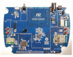 Wireless Bridge Evaluation Kit 868 Mhz