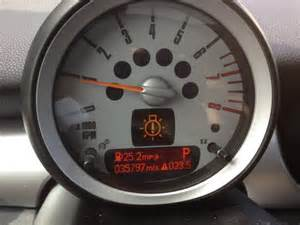 Mini Cooper Service Light by What Does This Warning Mean North American Motoring
