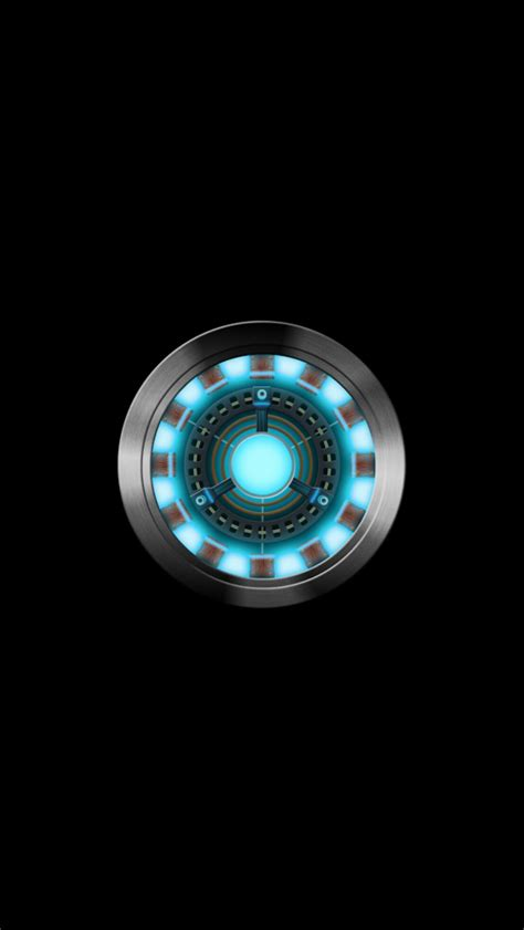 Arc Reactor Wallpaper HD (75+ images)