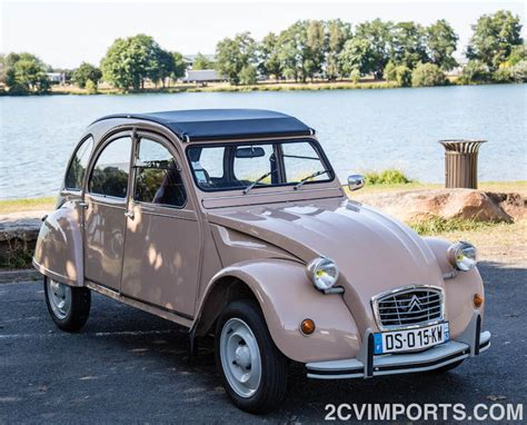 2cv For Sale Usa by Classic Exle Of A Late Model Citroen 2cv In Beige