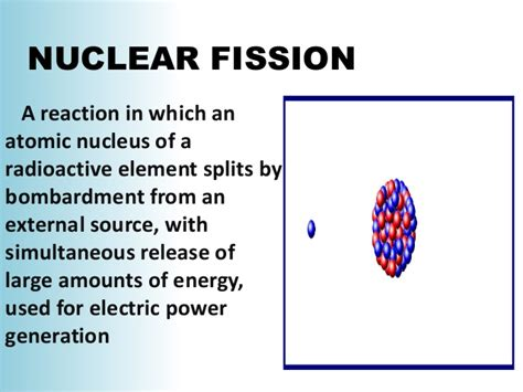 Fusion Reaction Diagram