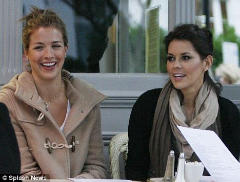 Date Danielle Lineker Gets Some Tips From Gemma
