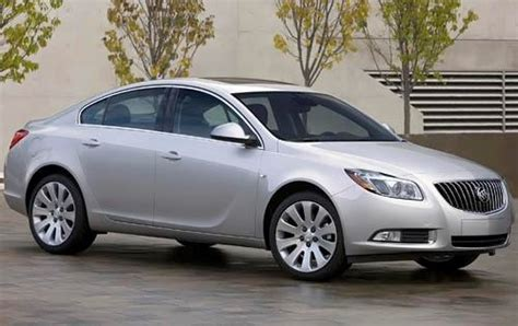 Used Buick Regal 2011 by Used 2011 Buick Regal Pricing For Sale Edmunds