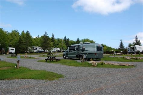 campsites baddeck cabot trail campground