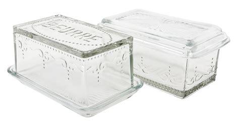 butterdose aus glas stilvolle butterdose aus glas ib laursen wick lebensart