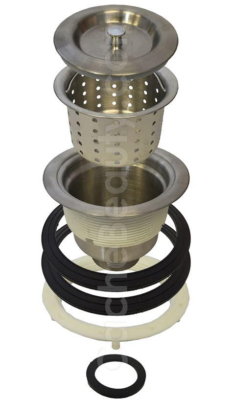 drain assembly tilting shampoo bowl