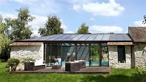 achat veranda notre guide pratique pour la choisir With materiaux exterieur de maison 15 magnifique extension bois avec piscine interieure