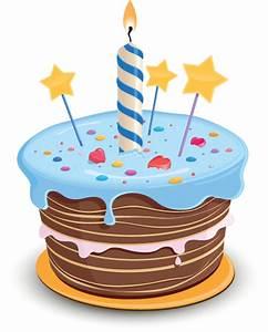 Set of Birthday cake vector material 04 - Vector Birthday ...