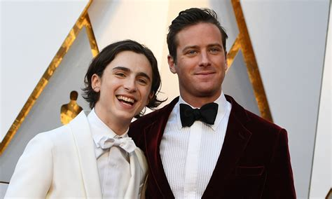 'Call Me By Your Name' 2: Timothée Chalamet & Armie Hammer ...