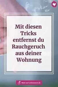 Gerüche Neutralisieren Wohnung : rauchgeruch in der wohnung kann extrem belastend sein ~ A.2002-acura-tl-radio.info Haus und Dekorationen