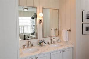 vertical wall panels cottage bathroom lauren leonard With bathrooms with panelled walls