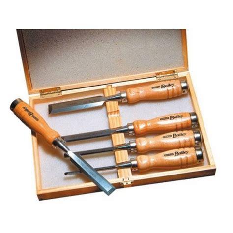 ciseaux a bois stanley ciseaux 224 bois lame acier coffret 5 pi 232 ces stanley bricozor