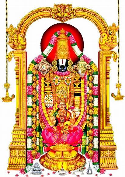Venkateswara Lord God Clipart Venkatesa Transparent Balaji
