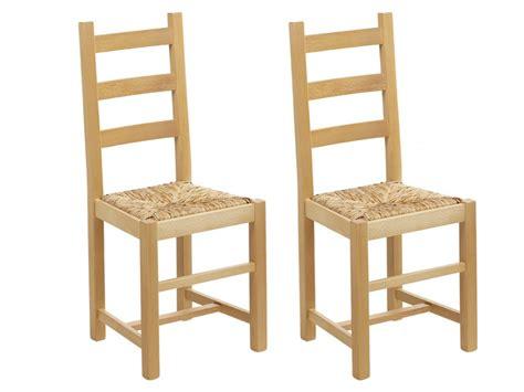 assise de chaise en paille lot de chaises farmer hêtre massif paille de riz
