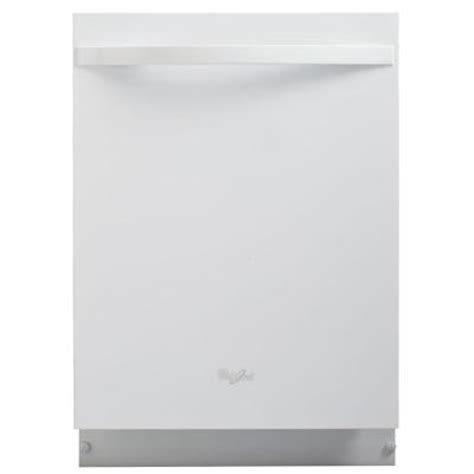 Whirlpool Gold Top Control Dishwasher In White With