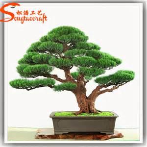 2015 prices japanese bonsai trees and plants plastic artificial mini pine needle bonsai for