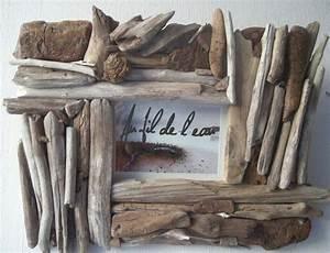Pele Mele Photo Original : cadre p le m le n 2 au fil de l 39 eau bois flott ~ Teatrodelosmanantiales.com Idées de Décoration