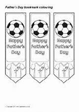 Father Bookmarks Sparklebox Colouring Printable Fathers Dad Children Coloring Vaderdag Colour Cards Soccer Printables Knutselen Ned Versie Celebrations Festivals Faiths sketch template