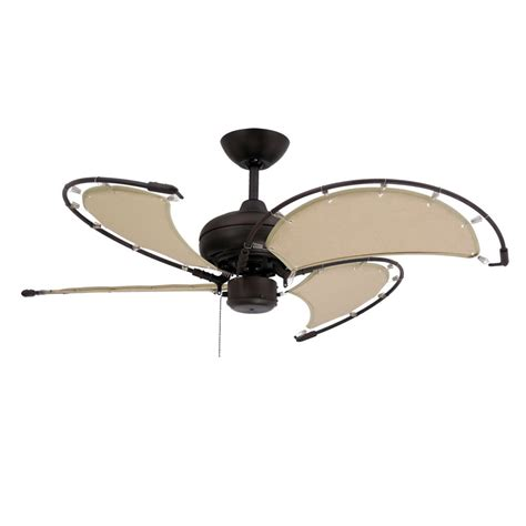 40 inch ceiling fan with lights troposair voyage ceiling fan nautical design with 40