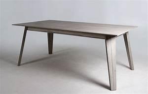 Table Salle A Manger Scandinave Occasion : table de salle manger style scandinave brin d 39 ouest ~ Teatrodelosmanantiales.com Idées de Décoration
