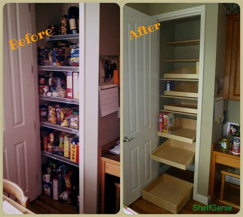 If Your Closet Pantry Is Feeling A Little Too Close For