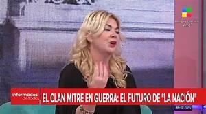 En La Cara De Santilli  Esmeralda Mitre Acus U00f3 A La Ciudad