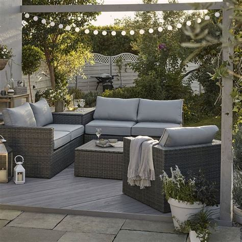 Les 25 meilleures idu00e9es concernant Salon De Jardin Resine sur Pinterest | Table de jardin resine ...
