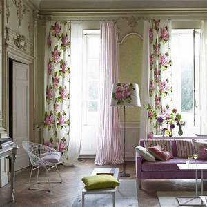 Rideaux Style Romantique : style shabby romantique en 50 meubles tissus et objets d co ~ Melissatoandfro.com Idées de Décoration