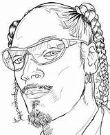 Snoop Dogg Draw Step Coloring Pages Drawing Google Adult Colouring Hayden Line Them Pencil Find Tag sketch template