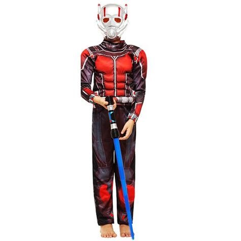 Ant Man Costume Cosplay For Boys