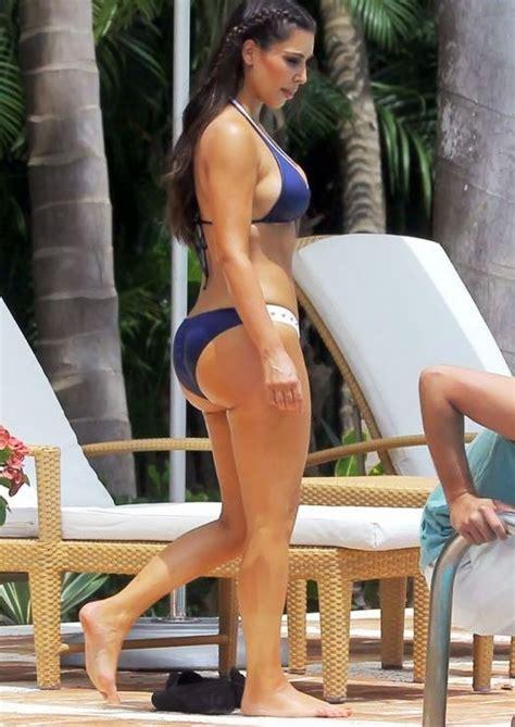 Image result for Kim Kardashian Thong