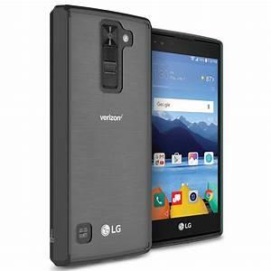 Coveron For Lg K8 V Case Slim Hybrid Hard Phone Cover