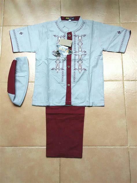 baju muslim anak pria terbaru 2016