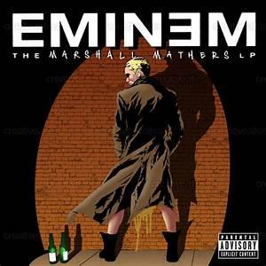 Design an Album Cover for Eminem | Creative Allies