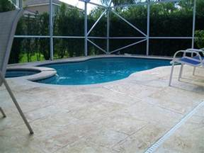 resurface swimming pool deck concrete pool deck resurfacing repair bradenton fl